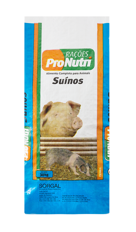 Pronutri Suínos 30kg