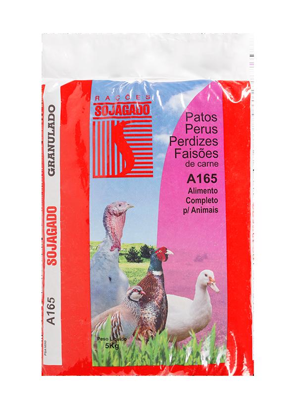 Sojagado Patos | Perus | Faisões | Perdizes 5kg